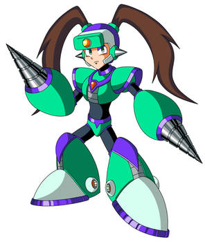Dr. Wily's Quake Woman