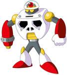 Mega Man TT's Doc Robot Mark 2