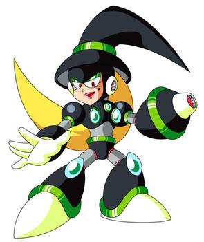 Mega Man TT's Mage Woman