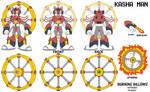 Kasha Man Character Sheet