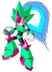 Mega Man Unlimited's Comet Woman
