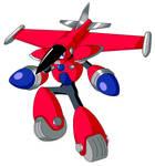 Mega Man Unlimited's Jet Man
