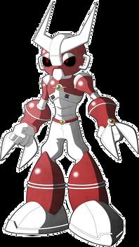 Mega Man Redux Visual Novel Cut Man sprite 1