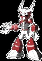 Mega Man Redux Visual Novel Cut Man sprite 2