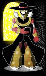 Mega Man Redux Visual Novel Elec Man Arrives
