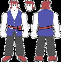 Mega Man Redux's Dr Light Design