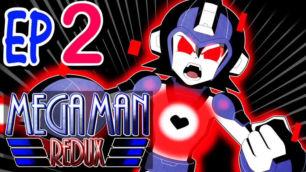 Mega Man Redux Visual Novel Episode 2