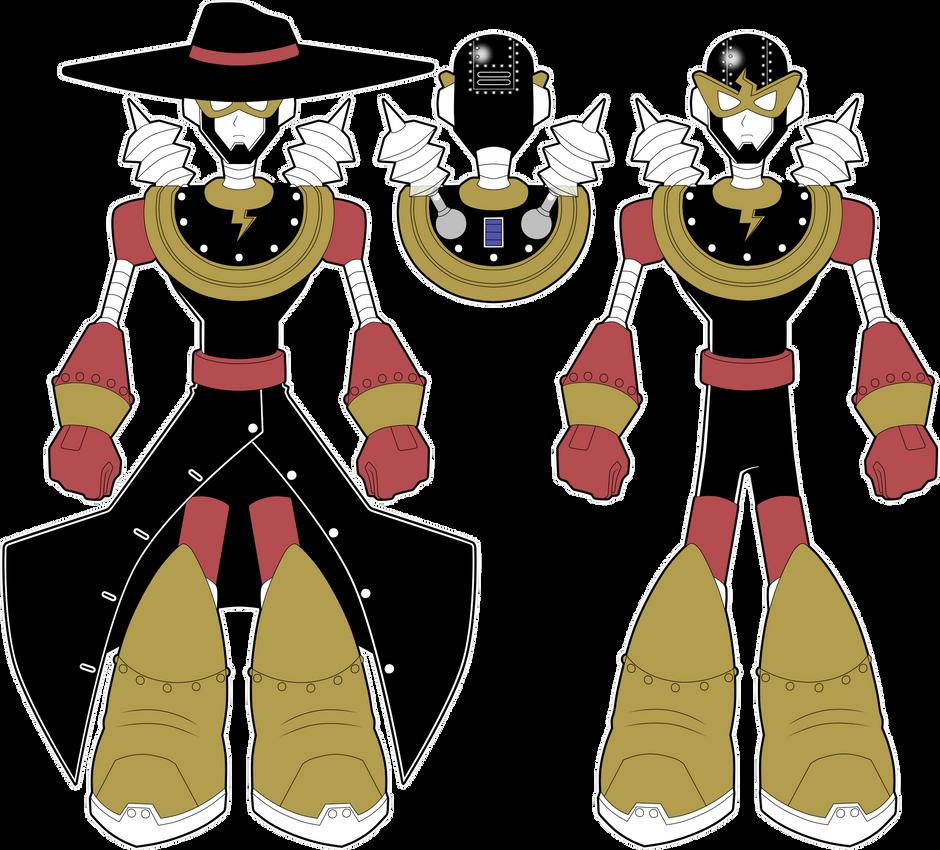 Mega Man Redux's Elec Man Design