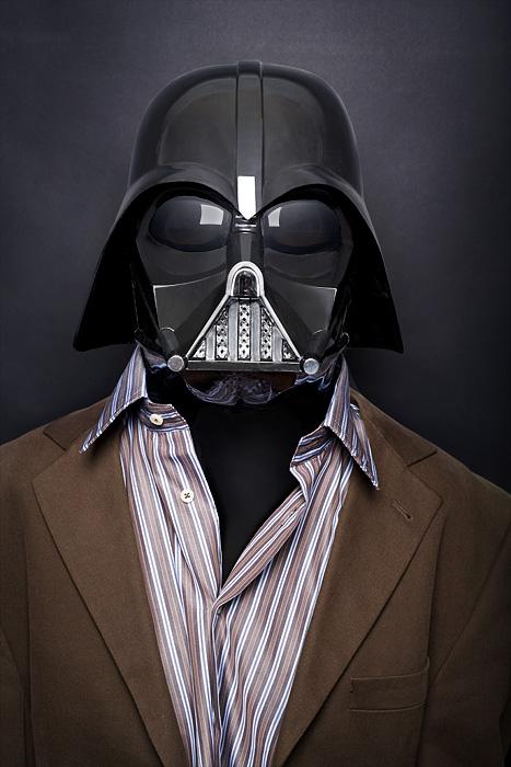 Mr Vader by dojoh