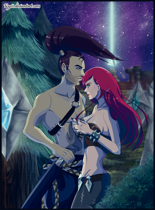 Yasuo And Katarina