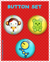 Cute buttons set by shilpa84