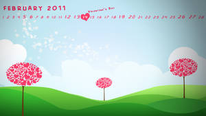 February Calender 2011 by shilpa84