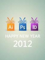 Adobe 'New Year 2012' by shilpa84
