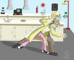 Lab Fight