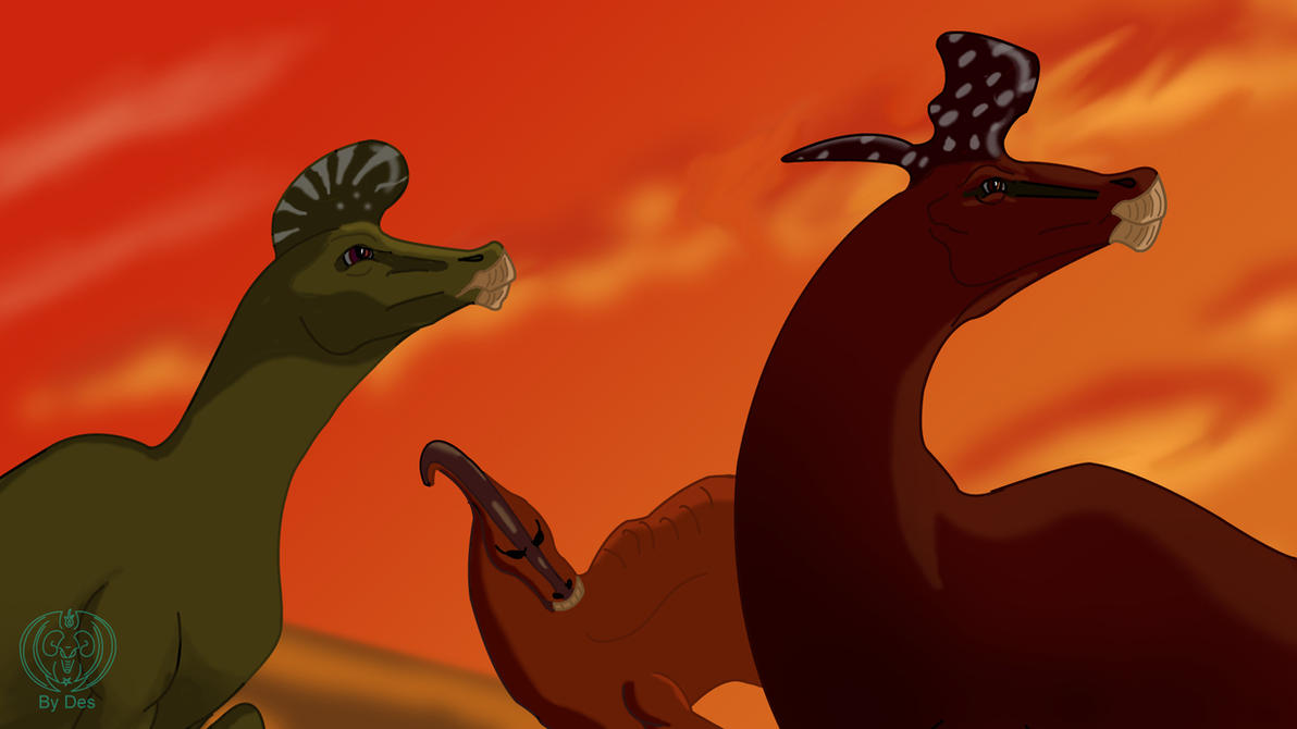 The dinosaur king intro 002 by thagirion on deviantart - Dinosaure king ...