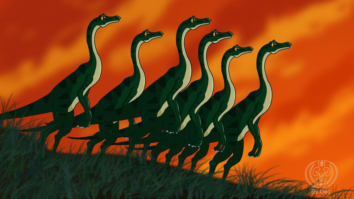 The dinosaur king intro 003 by thagirion on deviantart - Dinosaure king ...
