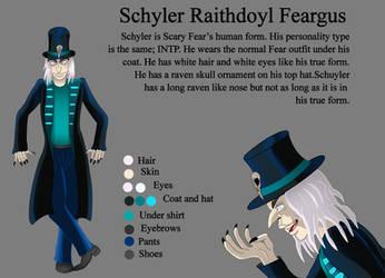 Schuyler Simple Ref by Thagirion