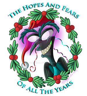 Hopes And Fears Christmas Card 2019