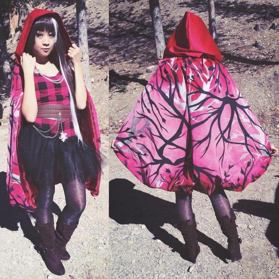 Cerise Hood Cos by Koaru-chii