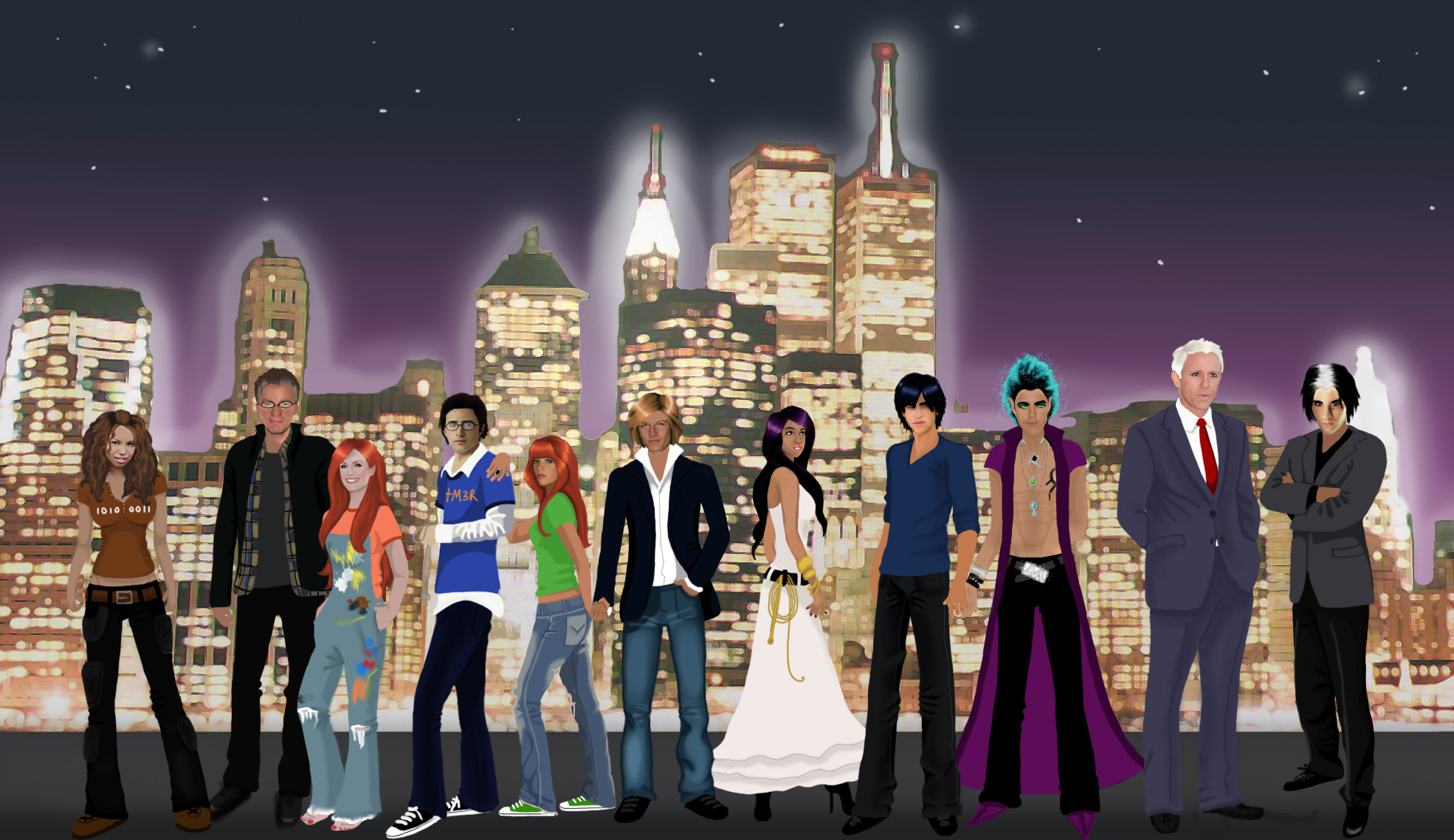 the mortal instruments: casttiegan on deviantart