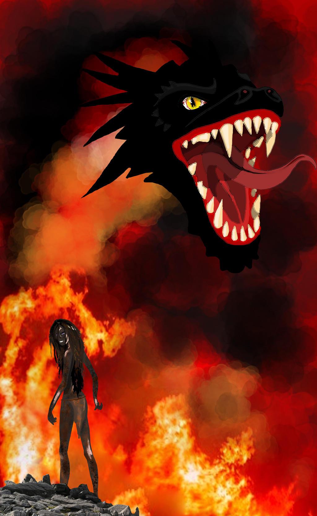 Dragon's Illusion by Tiegan