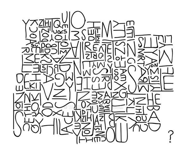 Letter Random Words
