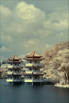 Chinese Garden IR I
