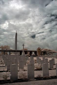 Kranji War Memorial IR I