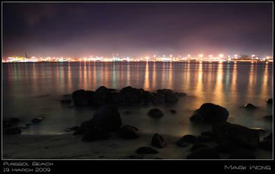 Punggol Beach by log1t3ch