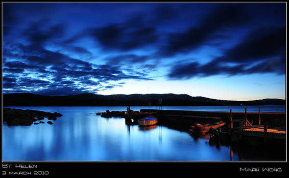 St Helen Bay of Fires