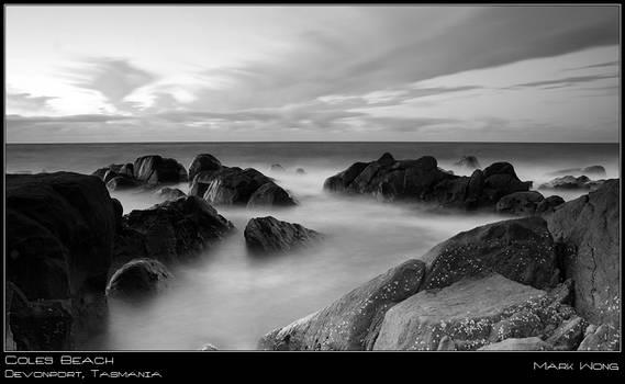 Coles Beach Devonport Tasmania