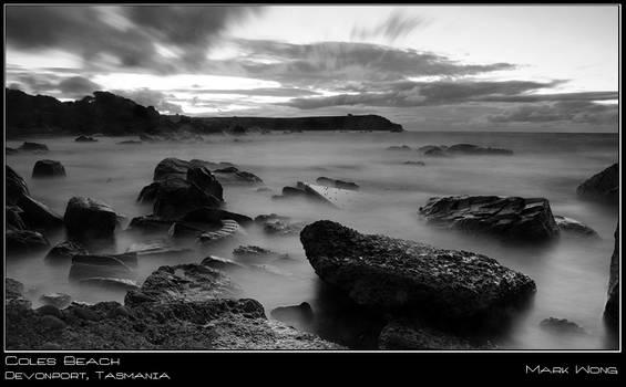 Coles Beach Devonport Tas