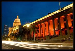 city hall and supreme court