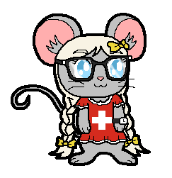 Switzermouse by Selene-and-Luna