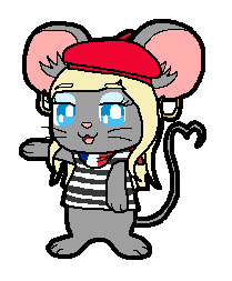 Francemouse by Selene-and-Luna