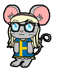 Swedenmouse by Selene-and-Luna