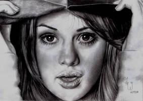Selena Gomez by chanel1oo