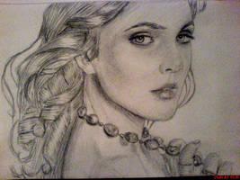 Drew Barrymore by chanel1oo