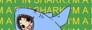 I IZ A SHARK-ANIMATED by inuyashasno1girl
