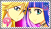 Panty and Stocking Stamp by MaochanHime