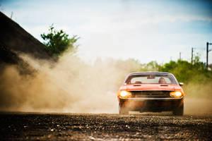 Dodge Challenger RT 383 by Shibbychibs