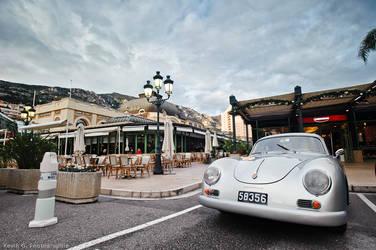 Porsche 356 002