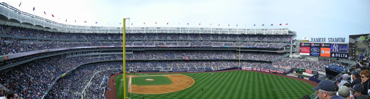New Yankee Stadium by Highway99
