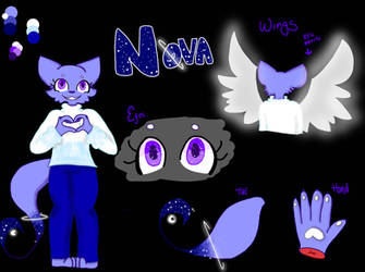 Nova Ref by KawaiiWolf120