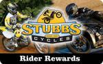 Rider Rewards Card - Stubbs Cy