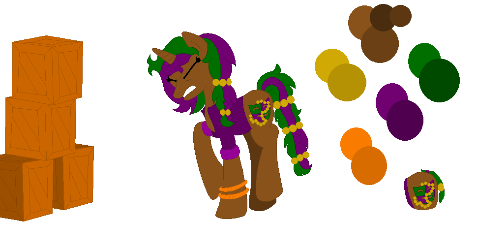 Mlp W.I.P so close by Kitte-chan