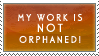 Anti Orphan Works Stamp by Furrama