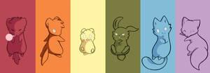Weirdoos Rainbow