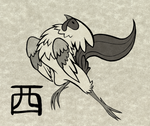 Metal Rooster