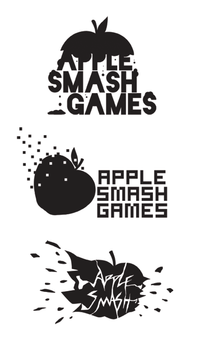 Apple Smash Logos by Furrama